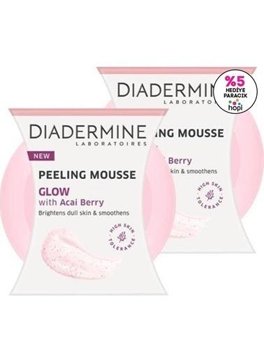 Diadermine Diadermine Işıltı Verici Köpük Peelingi 75 Ml 2'Li Renksiz